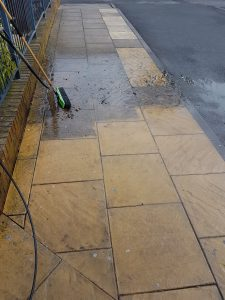 Jet washing service Solihull